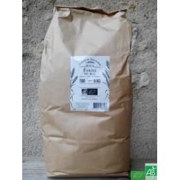 Farine de ble t80 5 kg ferme de vaumorin