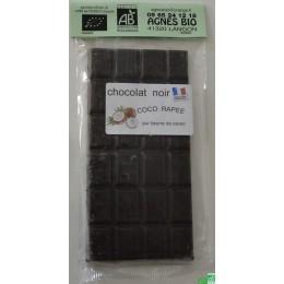 Chocolat noir coco agnes bio