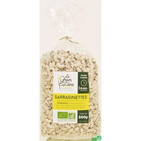 Sarrasinettes 250g le grain libre