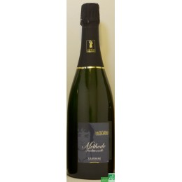 Touraine blanc brut methode traditionnelle domaine