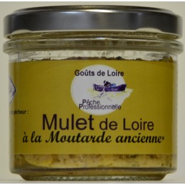 Mulet de loire a la moutarde ancienne goûts de loire