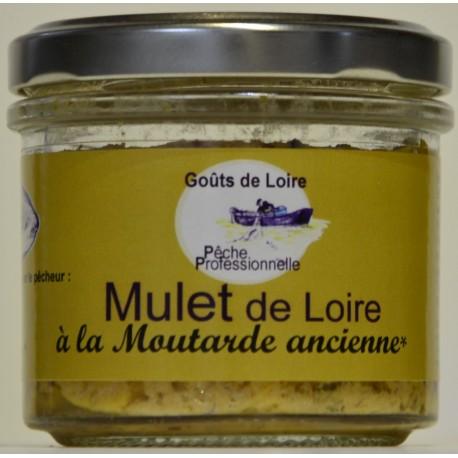 Mulet de loire a la moutarde ancienne goûts de loi
