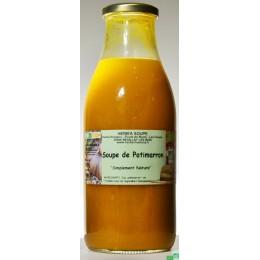 Soupe potimarron 50 cl herba humana