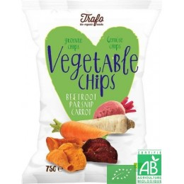 Chips aux legumes trafo