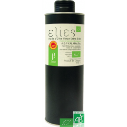 Huile d olive vierge extra bio 50 cl elies